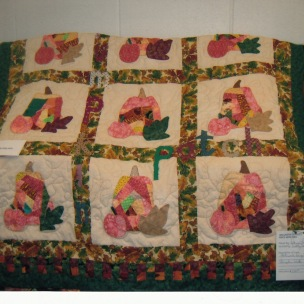 Quilt by Donna Logsdon