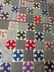Antique Quilt Blocks for auction
