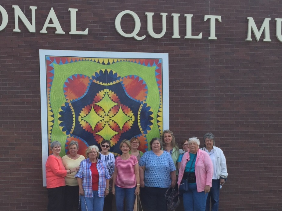 Trip to Paducah and National QuiltMuseum