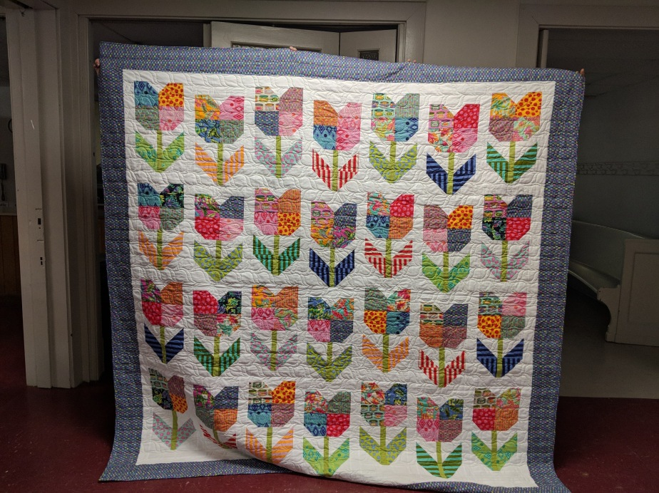 2018 Raffle Quilt tickets are now available!