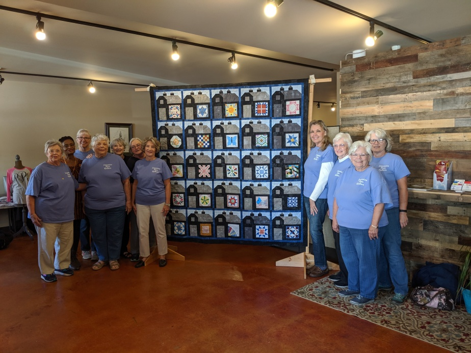 Barn Quilt at Jessamine County Chamber ofCommerce
